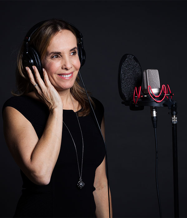 french voice over artist